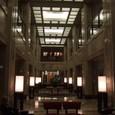 ホテル日航奈良のロビー