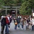 二荒山神社 入口