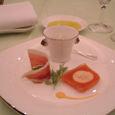 イタリアンディナー 前菜