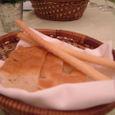 パン&グリッシーニ