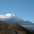 ホテルから富士山が目の前に!
