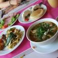 ベトナムでの朝食