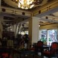 フンセンホテル ロビー