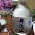 やっぱり日本酒と♪